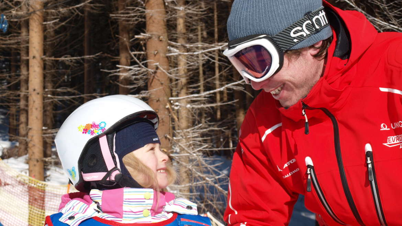 Dětská lyžařská a snowboard škola