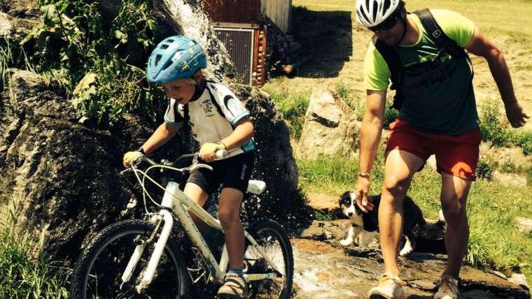 Cyklo camp – výjezdový