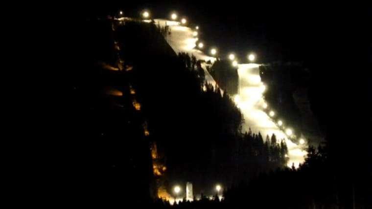 Večerní lyžování zahájeno!