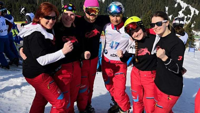 SUN Ski & Board School Bílá nejúspěšnější moravskou školou