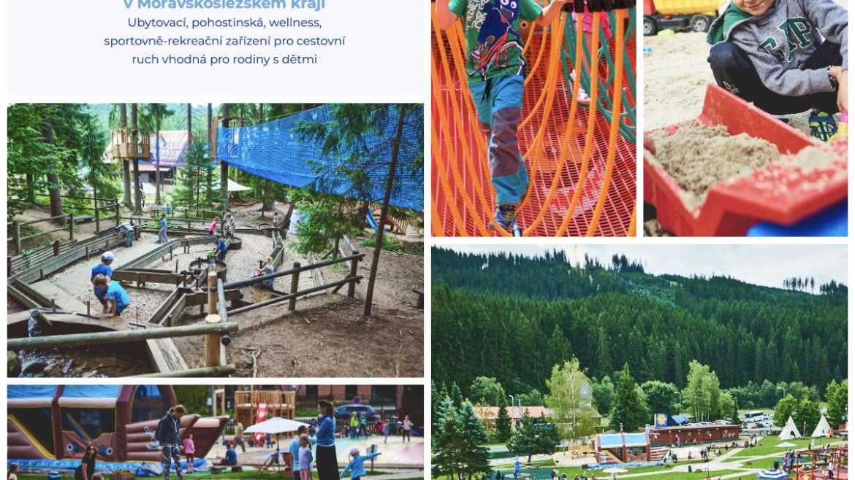 Nominace našeho Dětského letního parku