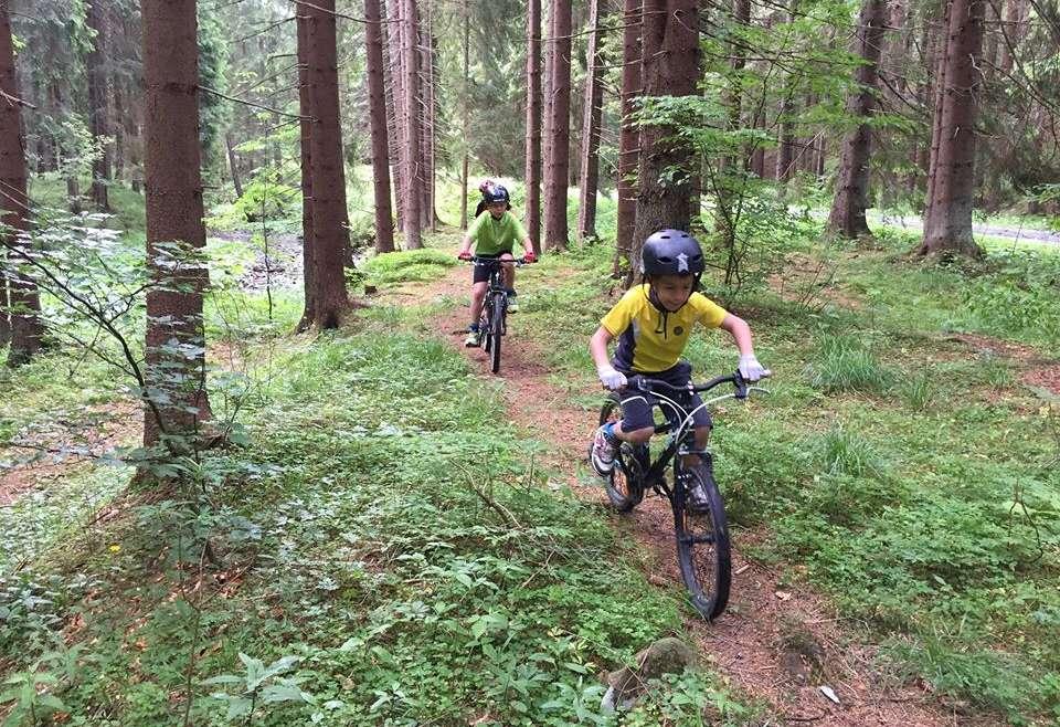 Cyklo camp – výjezdový II