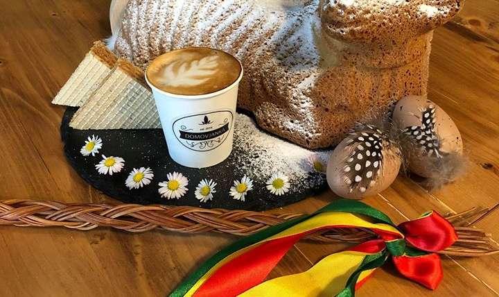 Domovjanka – kavárna & obchod