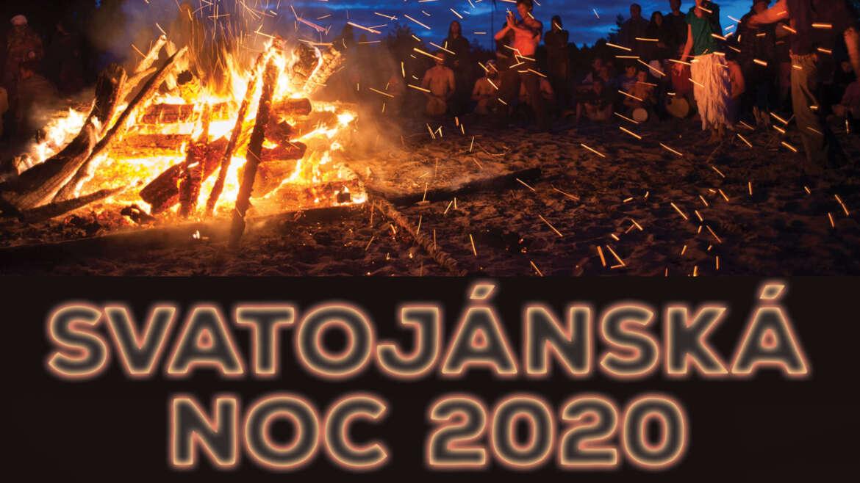 27.6. SVATOJÁNSKÁ NOC 2020