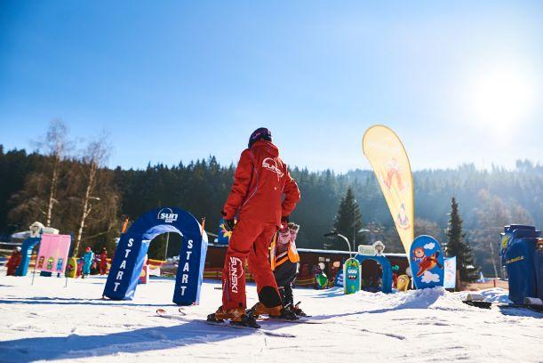 Zahájení provozu Lyžařské a snowboardové školy