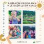 Animační programy 2021